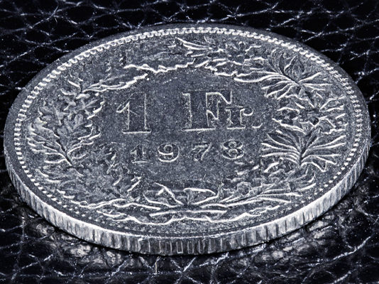 Pound finds support against the Swiss Franc but for how long?
