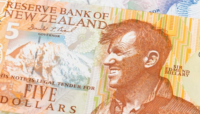 Kiwi Dollar feeling pressure of business confidence figures and Trump's tariffs
