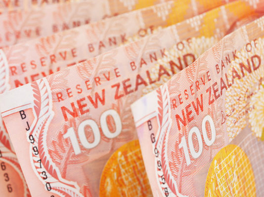 New Zealand Dollar Exchange Rate: Investors Flee Leaving NZD Behind