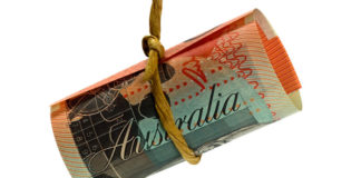 Pound to Aussie dollar rate hits a 2-week high as Australian data disappoints