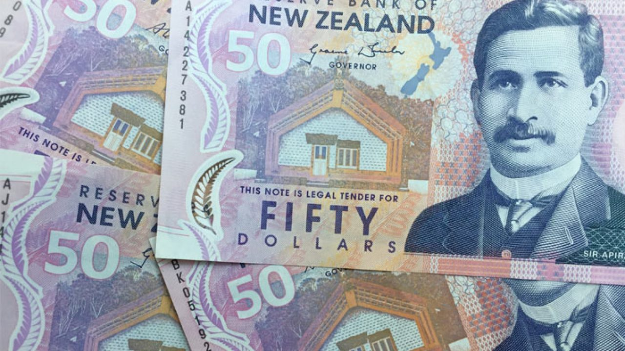 New Zealand Dollar Nz Freefalls