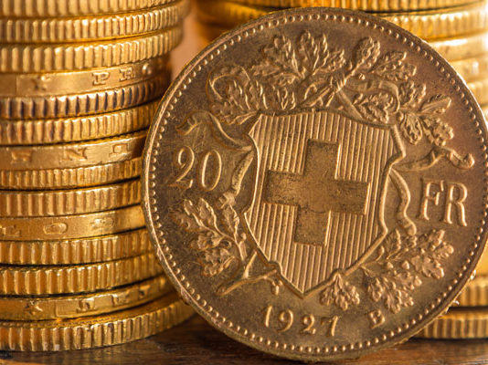 GBP/CHF - The Franc's Safe Haven Status is a Mixed Blessing for Swiss Economy
