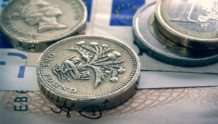 Pound to Euro and US Dollar exchange rates show characteristic dip heading into the weekend (Joshua Privett)