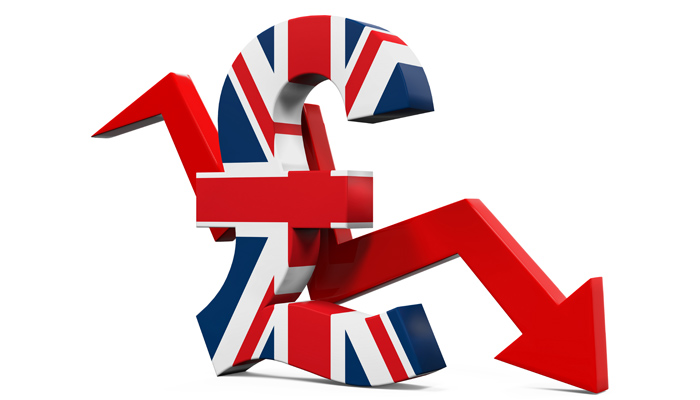Pound exchange rates fall owing to election uncertainty (Tom Holian)