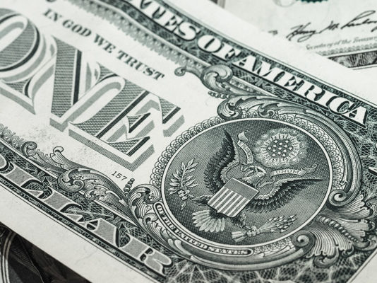 Pound to US Dollar exchange rate breaks 1.24 for the first time in 7-weeks