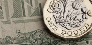 Pound to Dollar Rate Awaits BoE Announcement