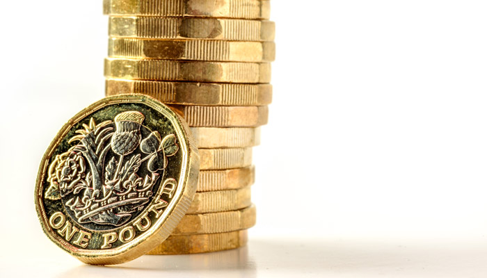 Sterling gains against Euro yet drops against other major currencies