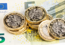 Pound to euro Forecast – Sterling slides lower on continued Brexit uncertainty