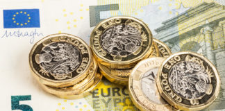 GBP/EUR Exchange Rate Remains Under Fire as Global Recession Kicks In