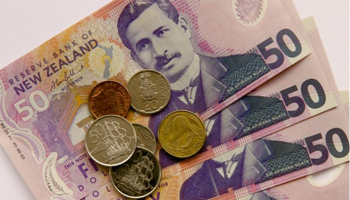 The Kiwi Dollar And Pound Rise On Better News