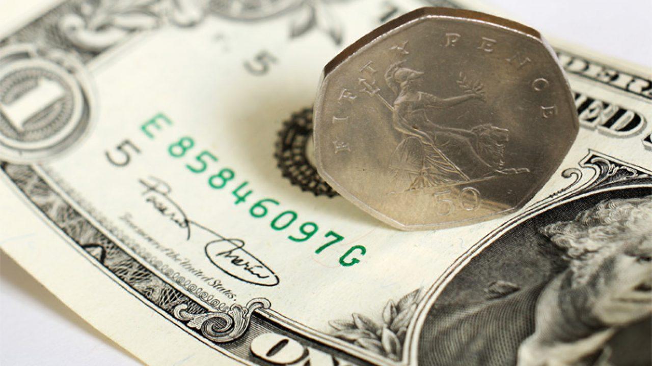 Gbp To Usd Forecast Pound Us Dollar