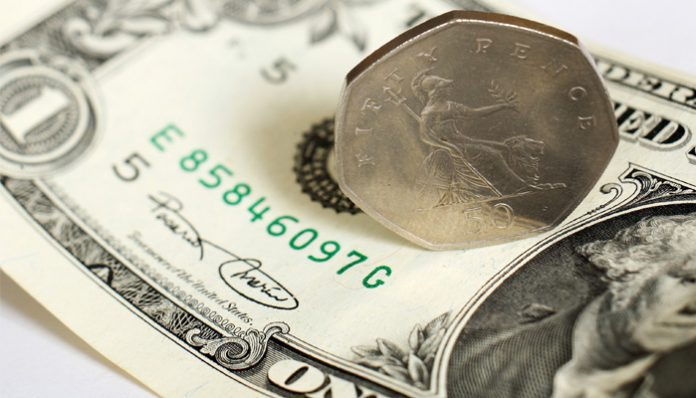 Pound to US Dollar exchange rate Best time to sell US Dollars against GBP in 2 years