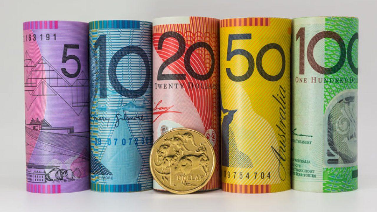 Gbpaud Exchange Rate Sterling Falls