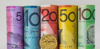 Australian Dollar gains ground on Sterling Politics weighs on the Pound and Australian data generally positive