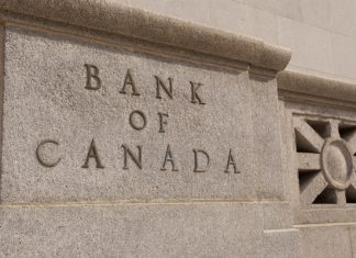 Interest rate decision for Canada