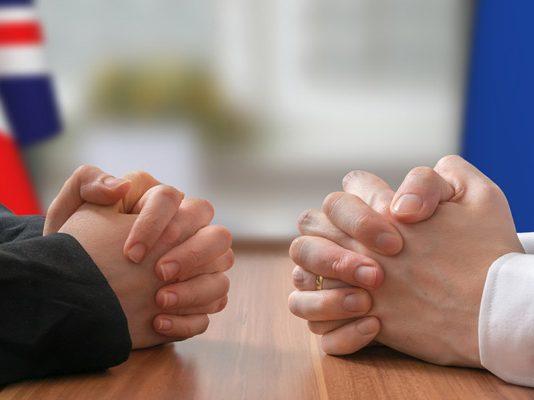 Brexit negotiations - Brexit negotiators