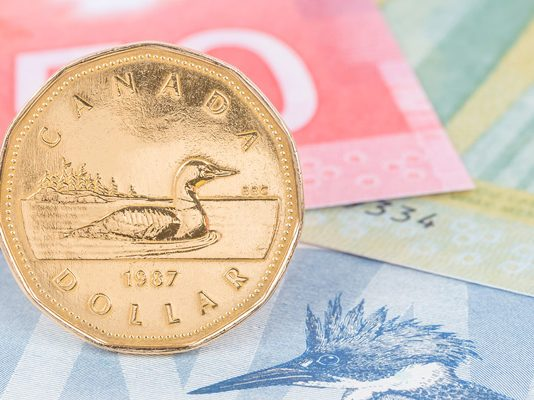 Canadian Dollar Hits Near Four-Week Low as GBP Climbs to Reverse BoE Rate Cut Bets