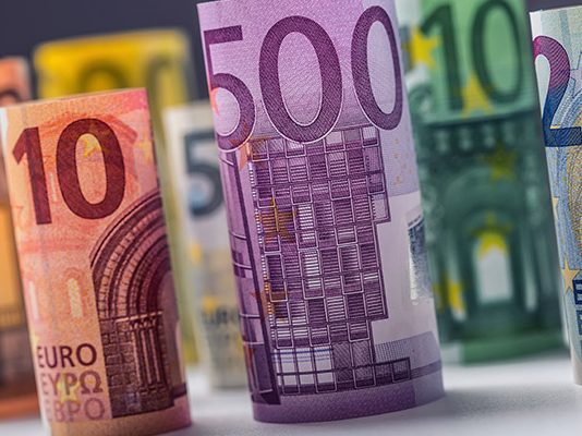 Euro Rallies on US Dollar, but Today's Data Could See Euro Losses