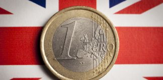 Sterling vs Euro Interbank Rate Hits 39-Month High as Tories Win