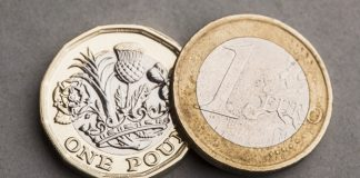 Pound to Euro Rates Marooned Under 1.12 as UK Political Battle Intensifies