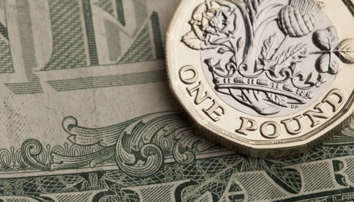 Pound to Dollar Rate Recovers Losses