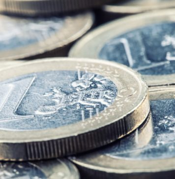 Average earnings alongside France provide a boost for the pound