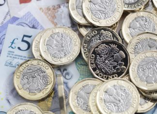GBP/EUR exchange rates remain in a tight range, Sterling just about winning the week so far