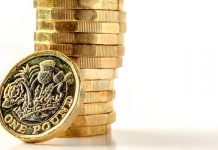 The Pound was trading lower against the Euro in early Wednesday trading after German Retail Sales beat analyst expectations and fears over Brexit talks grew.