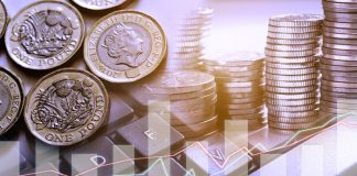 Pound Sterling exchange rates remain flat with minimal economic data or Brexit news to feed from