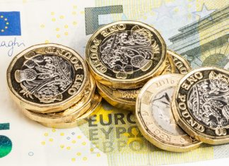 Will Pound to Euro rates drop below 1.10 before Christmas?